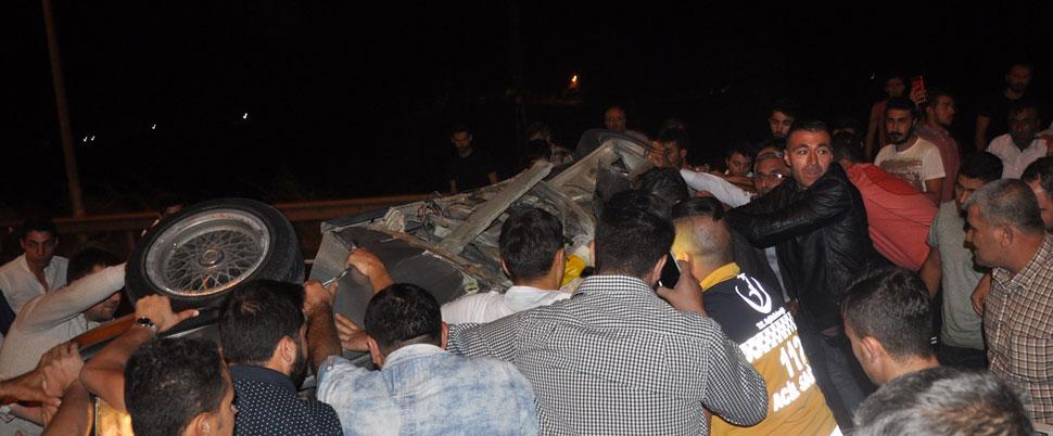 Ankara'da korku dolu anlar! Gören yardıma koştu