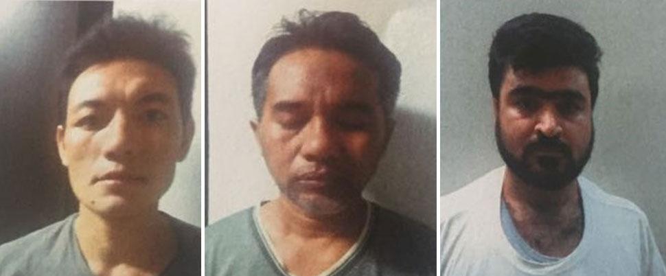 DEAŞ operasyonu; 2 Endonezyalı, 1 Suriyeli gözaltında