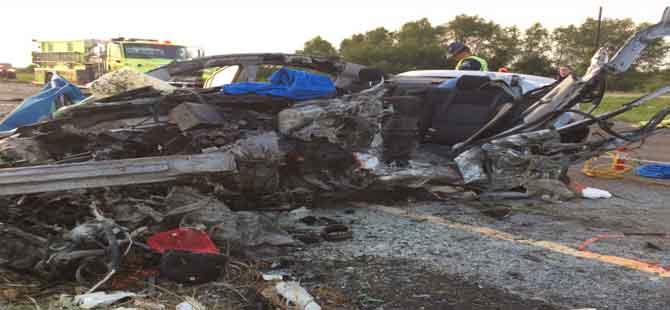 ABD'de kaza geçiren 3 Türk kızı öldü