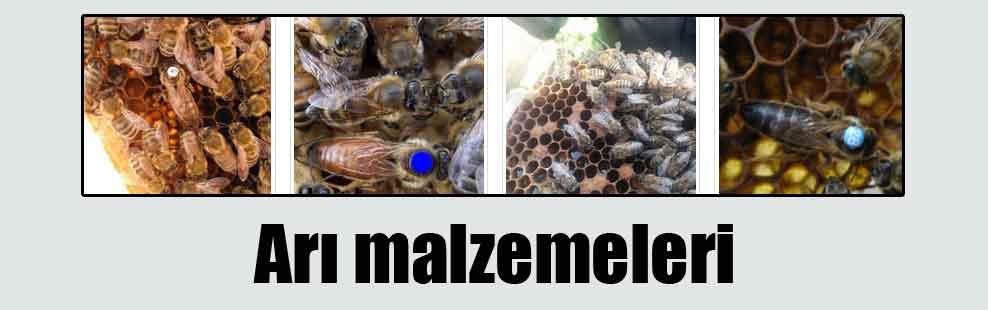 Arı malzemeleri