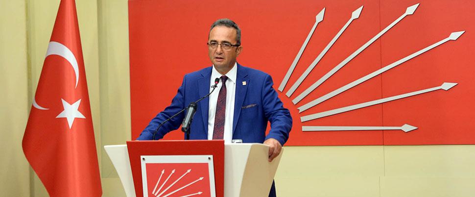 CHP'li Tezcan: Gül'ün adaylığıyla ilgili bir tartışmanın parçası olmayı doğru bulmuyoruz