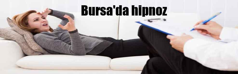 Bursa'da hipnoz