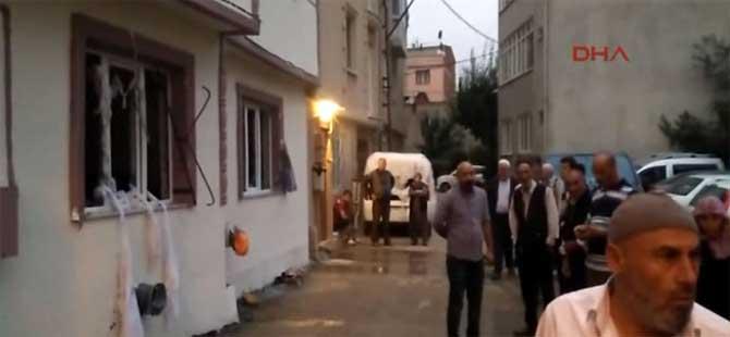 Bursa'da doğalgaz patlaması!.. Yaralılar var!