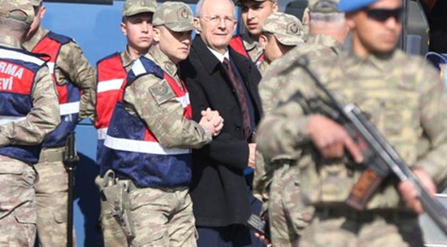 2. Ordu Komutanı Huduti'nin yargılandığı davada ara karar