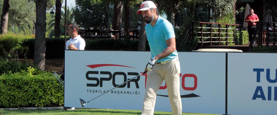 İlhan Mansız, Uluslararası Türkiye Amatör Açık Golf Şampiyonası'nda