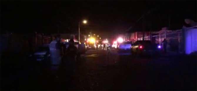 Meksika'da rehabilitasyon merkezine silahlı saldırı!.. Çok sayıda ölü ve yaralı var!