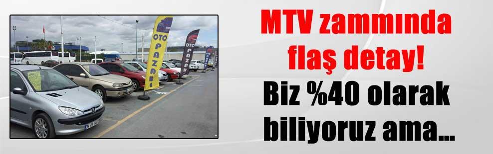 MTV zammında flaş detay! Biz %40 olarak biliyoruz ama…