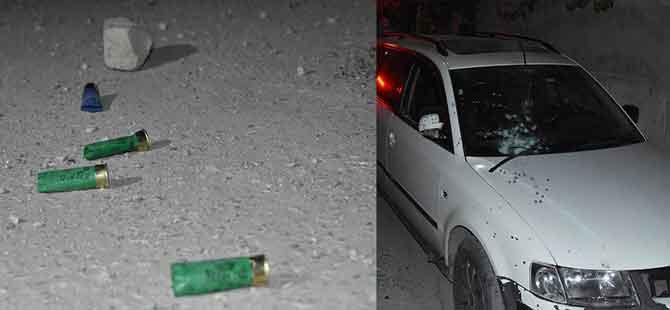 Suriyelilere korkutan saldırı! Tüfeklerle ateş açtılar