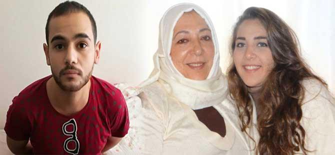 Suriyeli aktivist anne ve kızını öldüren zanlı yakalandı!