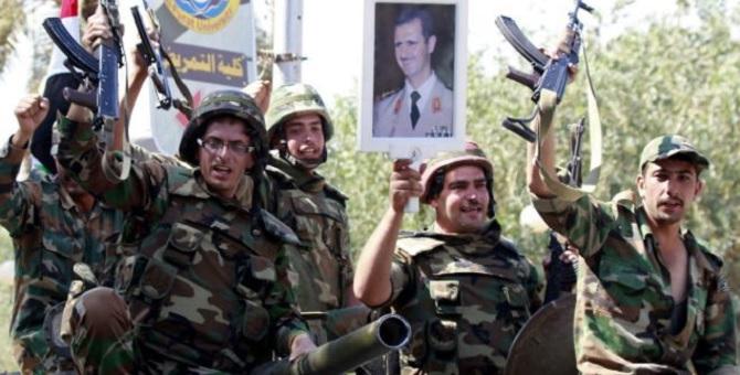 Suriye Ordusu 2 yeri daha aldı oraya ulaştı