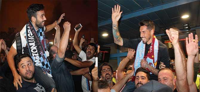 Trabzon'u salladılar