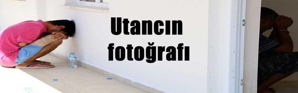 Utancın fotoğrafı