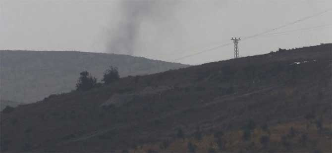 İdlib'te son durum!.. Fırtına obüsleriyle!..
