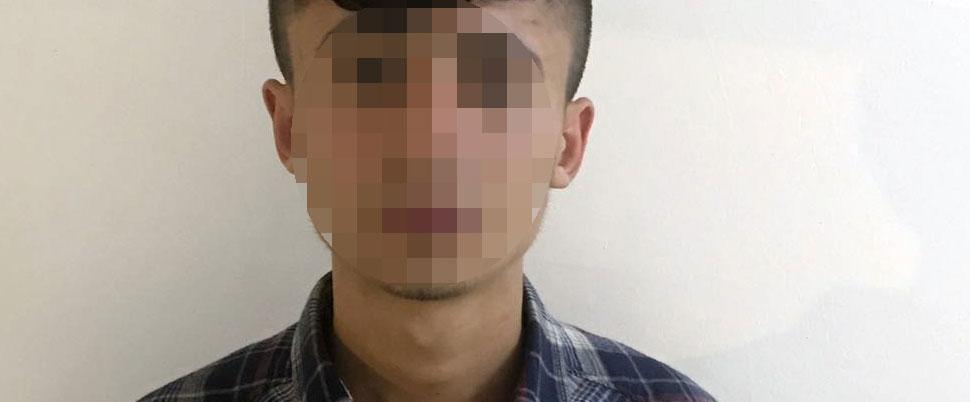Cezaevinden firar eden yaşı küçük terörist sahte kimlikle yakalandı