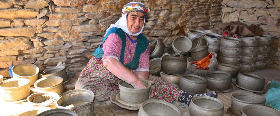Salihli'de 600 yıllık geçim kaynağı