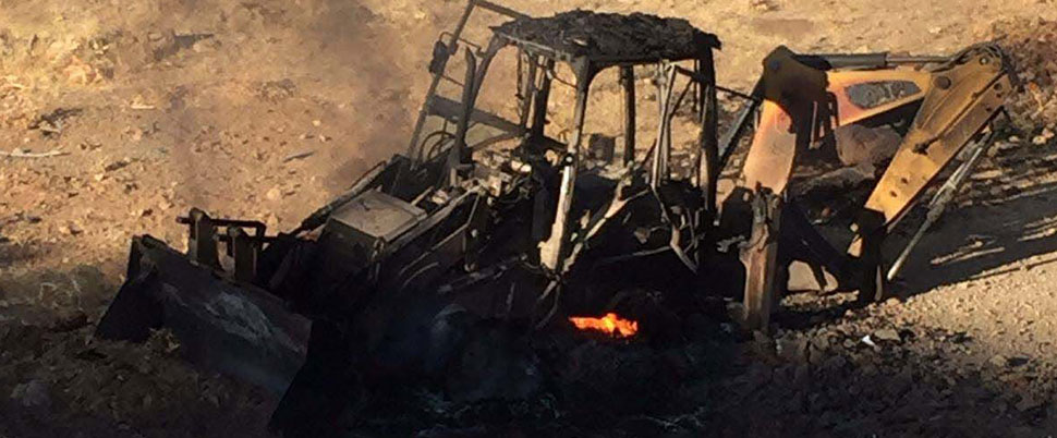 Siirt'te patlama! 1 kişi ağır yaralandı