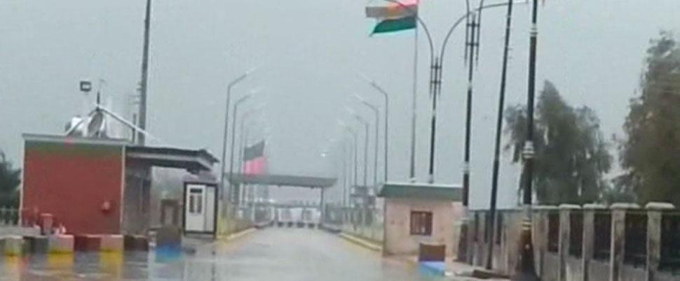 Peşmerge o sınır kapısını Irak merkezi yönetimine teslim ediyor!