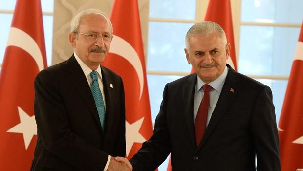 Yıldırım-Kılıçdaroğlu görüşmesi 50 dakika sürdü!