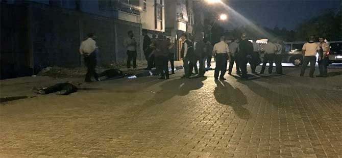 Adana'da silahlı saldırı: 2 ölü, 1 ağır yaralı