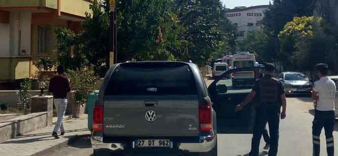 Gaziantep'te polis operasyonunda çatışma!