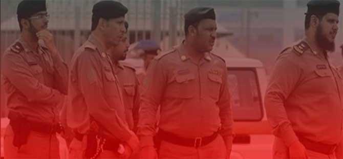 Suudi Arabistan kraliyet sarayı önünde çatışma!