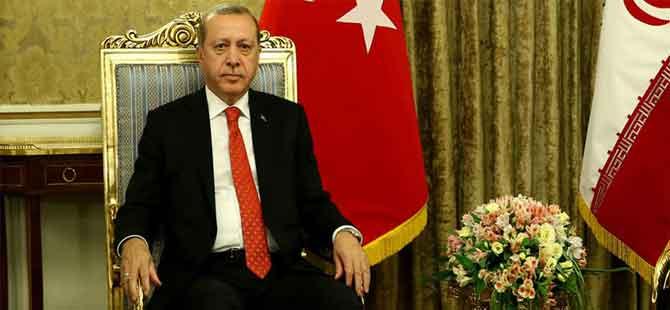 Erdoğan: Makam boşaltılmasını istemek neden yadırganıyor!