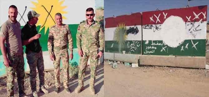 Irak ordusu, Haşdi Şabi ile birlikte peşmerge noktalarını ele geçiriyor!