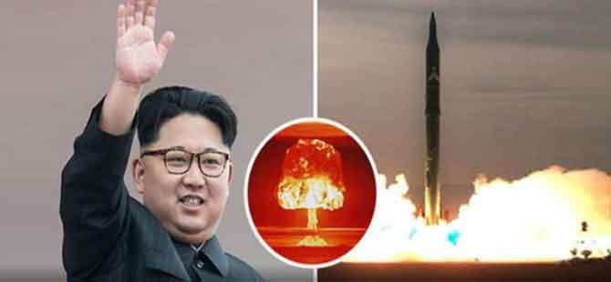 Kuzey Kore 'kısa menzilli füze denemesi yaptı'
