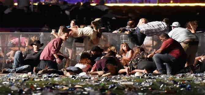 ABD'deki katliamda ölü sayısı 50'yi geçti!