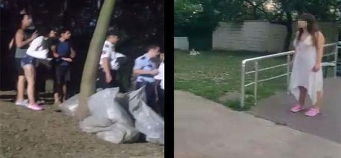 Maçka Parkı'ndaki 'kıyafet' tartışmasında genç kadına dava şoku