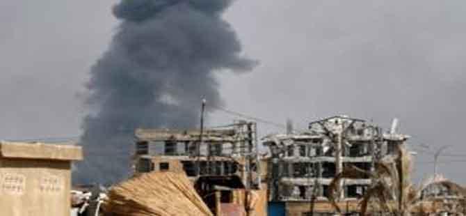 Suriye İnsan Hakları Gözlemevi: Eylül, 2017'nin en kanlı ayı oldu