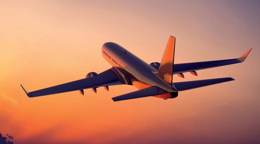 Türk uçağı Ukrayna'ya acil iniş yaptı