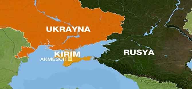 Ukrayna gemisi Ruslar tarafından vuruldu