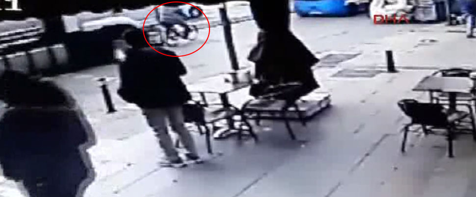 Yer: İstanbul… Yine hafriyat kamyonu yine facia!..