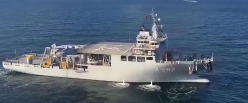 Bakanlıktan batan gemi ile ilgili flaş açıklama