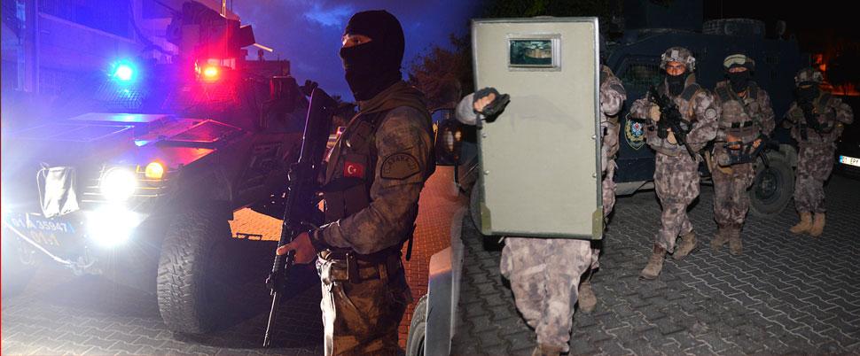 İstanbul'da operasyon!.. HTŞ üyesi iki şüpheli yakalandı!