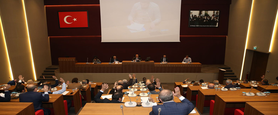 Ümraniye'de 2B arazileri imara açıldı