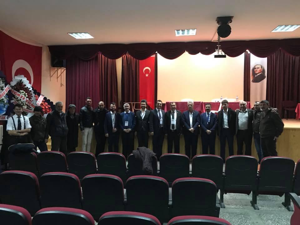 CHP Elmadağ İlçe Kongresi Yapıldı