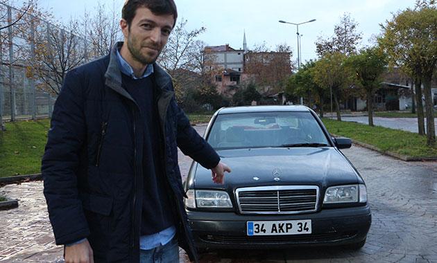 Otomobilini 500 bin TL'den satışa çıkardı! Çünkü…