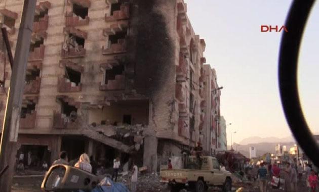 Yemen'in geçici başkentinde intihar saldırısı