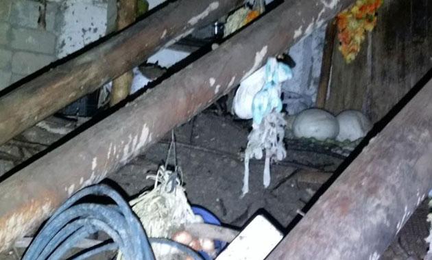 Aşırı yağış sonrası göçük: 3 ölü