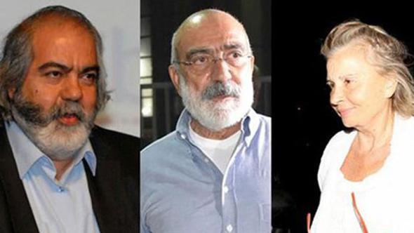 Savcı, Altan Kardeşler ve Nazlı Ilıcak'ın tutukluluk hallerinin devamını istedi!