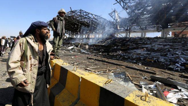 Suudi Arabistan'dan Yemen'e abluka: Sınırlar kapatıldı