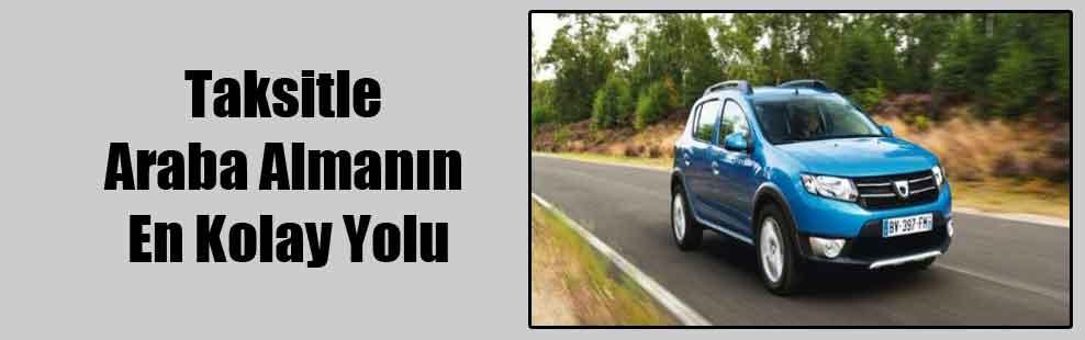 Taksitle Araba Almanın En Kolay Yolu