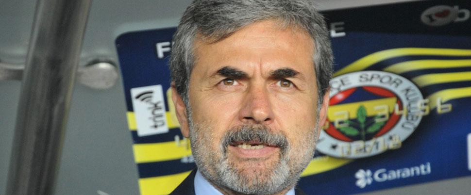 Fenerbahçe'de Aykut Kocaman dönemi sona erdi!