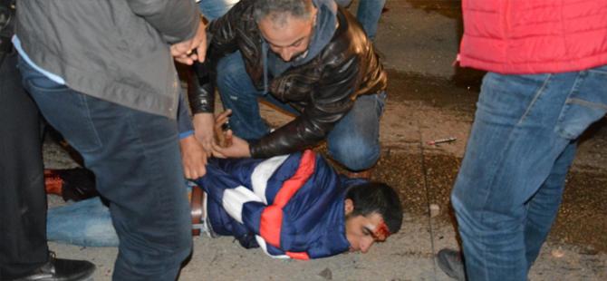 30 ayrı suçtan aranıyordu! Polisle çatıştı…
