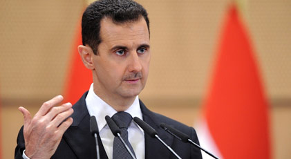 ABD medyası: Esad başkanlık sarayından ayrıldı