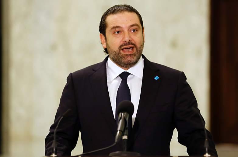 Lübnan Başbakanı Hariri, istifa etti!