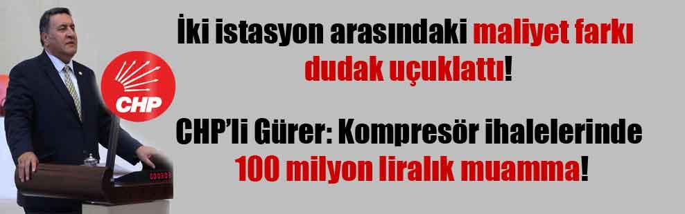 Eskişehir ve Erzincan'a yaptırılan iki istasyon arasındaki maliyet farkı dudak uçuklattı!
