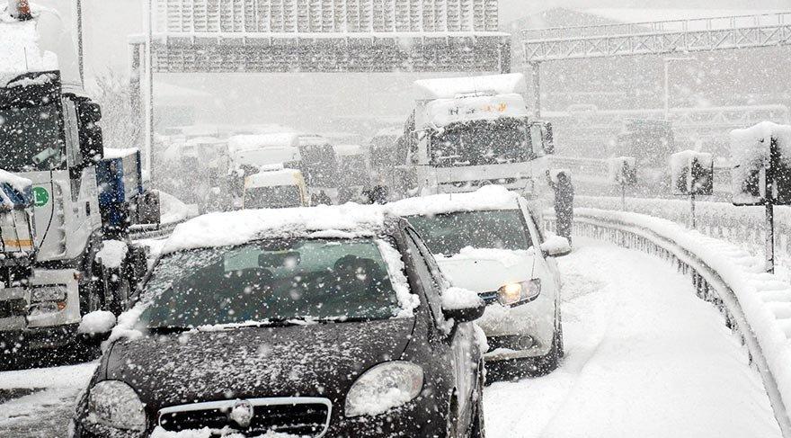Bakanlıktan 81 ile kış uyarısı